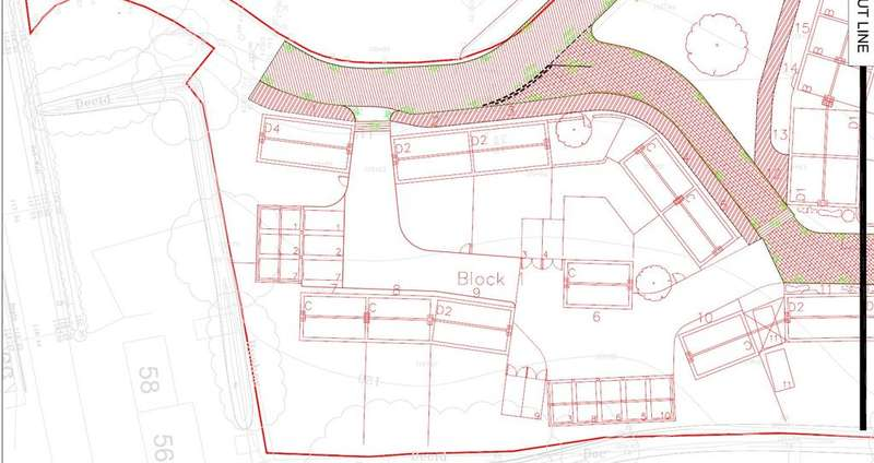Land Commercial for sale in Section Of Development Land At Court Meadow, Letterston, Haverfordwest