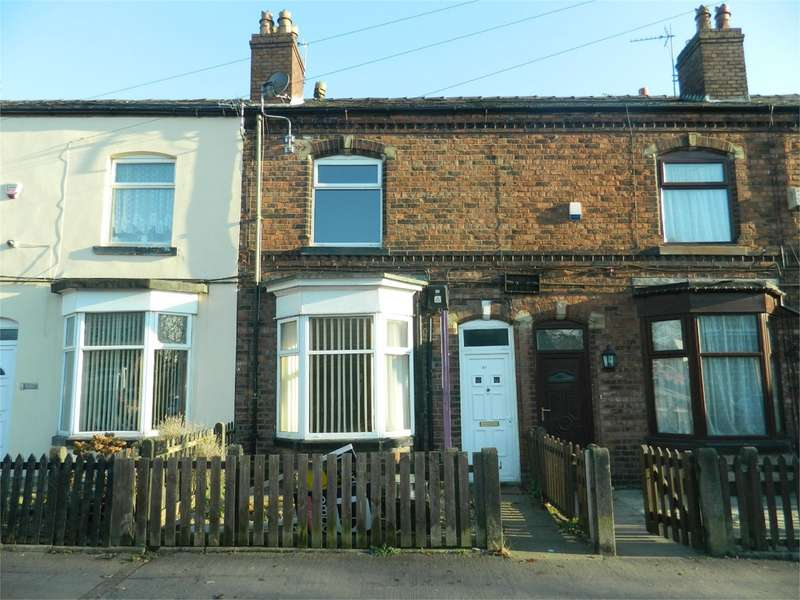 2 Bedrooms Terraced House for sale in Bolton House Road, Bickershaw, Wigan, WN2