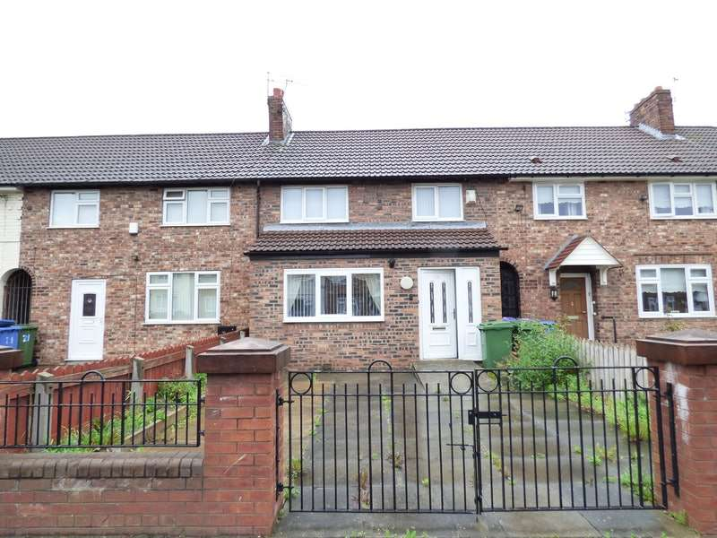 3 Bedrooms Terraced House for sale in Faversham Road, Liverpool, Merseyside, L11
