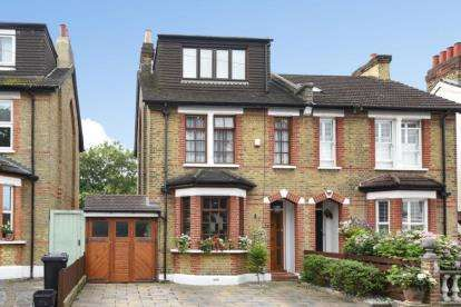 4 Bedrooms Semi Detached House for sale in Blakeney Avenue, Beckenham