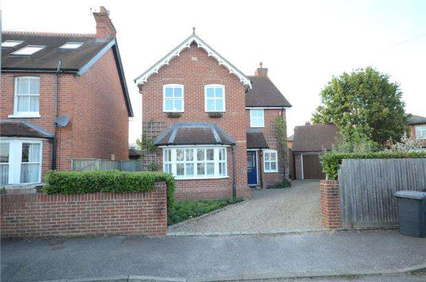 3 Bedrooms Detached House for sale in Rutland Road, Maidenhead, Berkshire