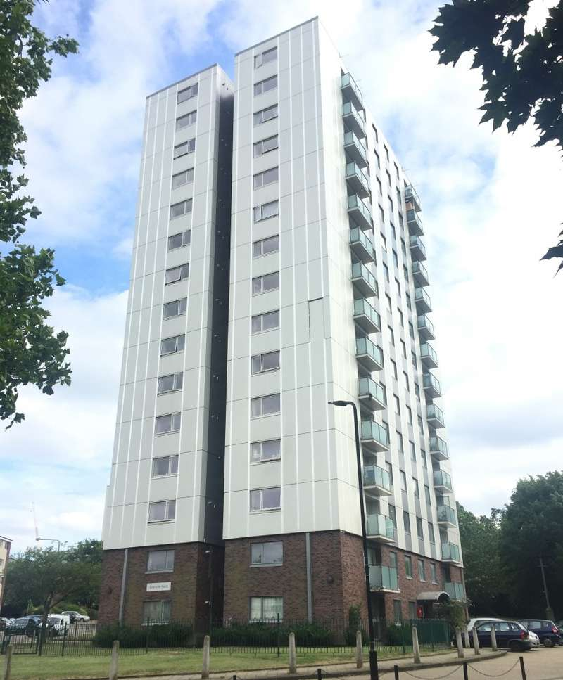 2 Bedrooms Flat for sale in Granville Point, Granville Road, Childs Hill, London, NW2 2LJ