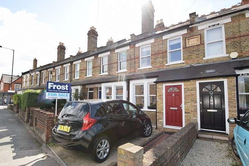 2 Bedrooms Terraced House for sale in St Leonards Road, Windsor, SL4