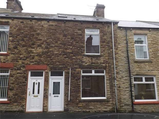 3 Bedrooms Terraced House for sale in Green Street, Consett, Durham