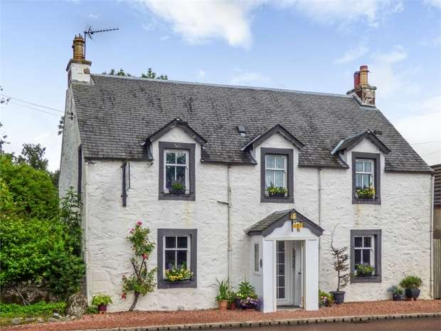 5 Bedrooms Detached House for sale in Callander, Stirling