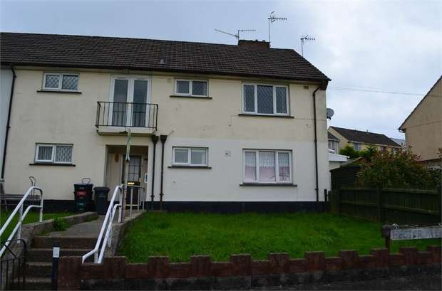 2 Bedrooms Flat for sale in Hector Avenue, Crumlin, Newport, Blaenau Gwent