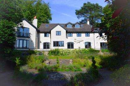 5 Bedrooms Detached House for sale in Woodbrook Road, Alderley Edge, Cheshire