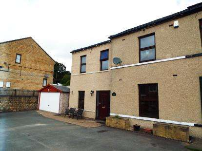 4 Bedrooms End Of Terrace House for sale in Willow Houses, Sowerby Bridge, West Yorkshire