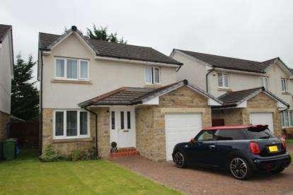 3 Bedrooms Detached House for sale in Fernbank, Stirling
