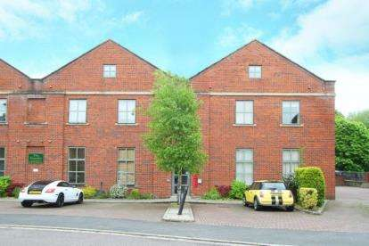 1 Bedroom Flat for sale in The Foundry, Camlough Walk, Chesterfield, Derbyshire
