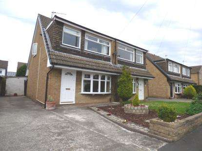 3 Bedrooms Semi Detached House for sale in Layton Road, Ashton-On-Ribble, Preston, Lancashire, PR2