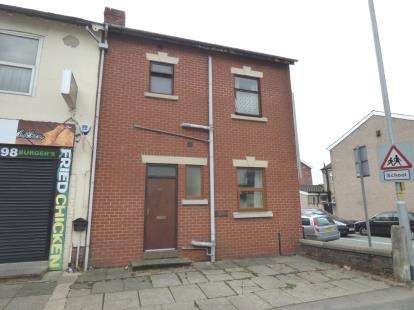 2 Bedrooms End Of Terrace House for sale in New Hall Lane, Ribbleton, Preston, Lancashire, PR1