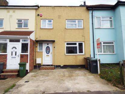 2 Bedrooms Terraced House for sale in Pembroke Avenue, Luton, Bedfordshire