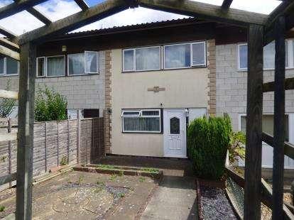 3 Bedrooms Terraced House for sale in Daniels Welch, Coffee Hall, Milton Keynes, Buckinghamshire