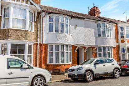 3 Bedrooms Terraced House for sale in Thursby Road, Abington, Northampton, Northamptonshire