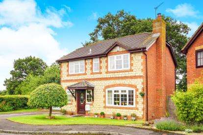 4 Bedrooms Detached House for sale in Woodlands Road, Charfield, Wotton-Under-Edge, Gloucestershire