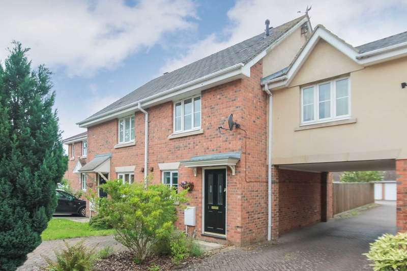 2 Bedrooms Semi Detached House for sale in Long Hale, Pitstone, Buckinghamshire