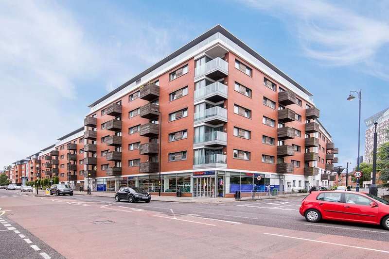 2 Bedrooms Flat for sale in 208 Skyline Apartments, City Centre, B1