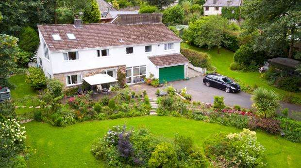 4 Bedrooms Detached House for sale in Quethiock, Liskeard, Cornwall