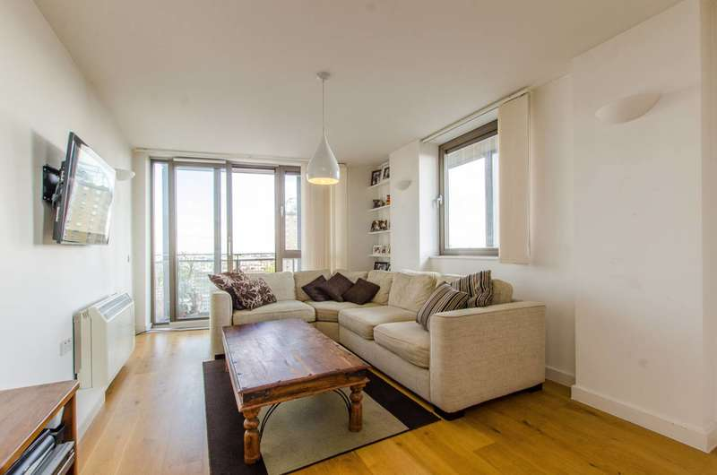 2 Bedrooms Flat for sale in Spencer Way, Shadwell, E1