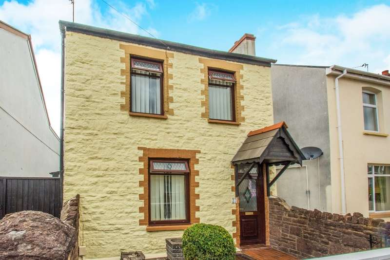 3 Bedrooms Detached House for sale in Conybeare Road, Cardiff