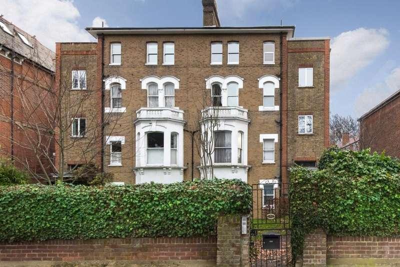 2 Bedrooms Flat for sale in Kew Road