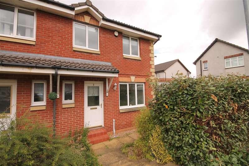 3 Bedrooms Semi Detached House for sale in Balfron Drive, Coatbridge