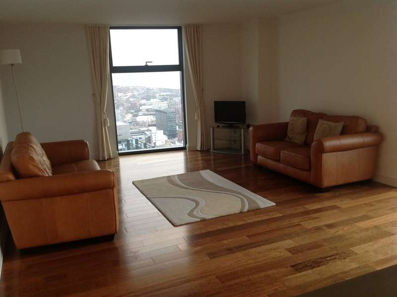 2 Bedrooms Flat for rent in West Tower, Brook Street,