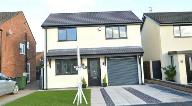 3 Bedrooms Detached House for sale in White Gables, Birchdale Avenue, Heald Green, Stockport, Cheshire