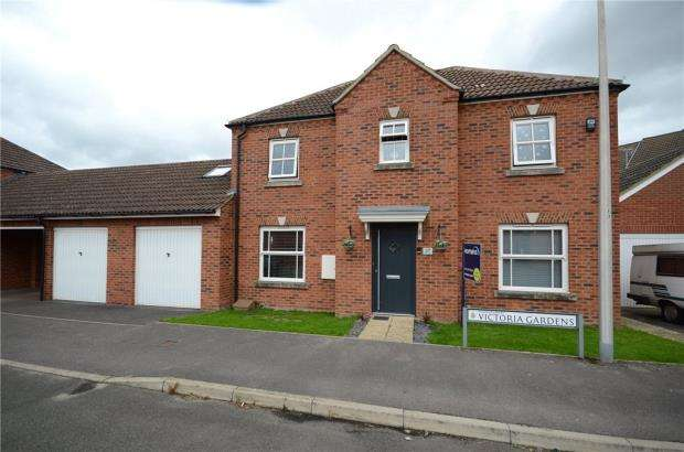 3 Bedrooms Detached House for sale in Victoria Gardens, Wokingham, Berkshire