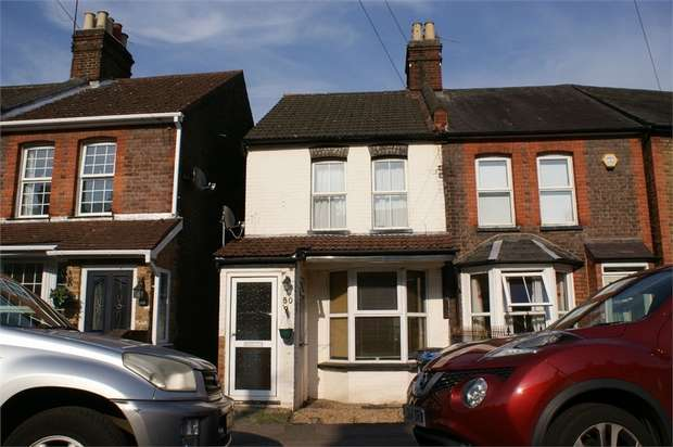 2 Bedrooms End Of Terrace House for sale in Weymouth Street, Apsley, Hemel Hempstead, Hertfordshire