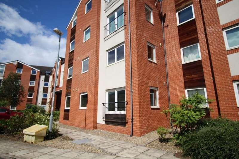 2 Bedrooms Flat for sale in Palatine Place, Dunston, Gateshead, NE11