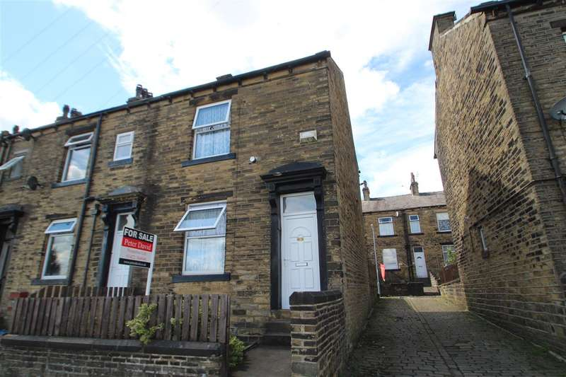 2 Bedrooms End Of Terrace House for sale in Dyson Road, Off Pellon Lane, Halifax