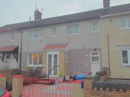 4 Bedrooms Terraced House for sale in Lingtree Road, Kirkby, Liverpool, Merseyside, L32