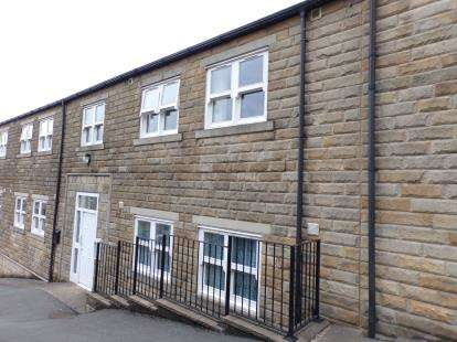 1 Bedroom Flat for sale in Ivegate Mews, Ivegate, Colne, Lancashire, BB8