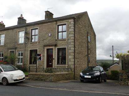 4 Bedrooms Semi Detached House for sale in Burnley Road, Edenfield, Ramsbottom, BL0