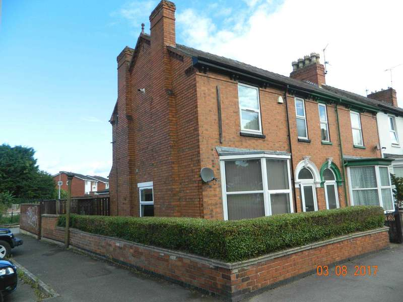 5 Bedrooms End Of Terrace House for sale in 16 Southpark, Lincoln, LN5 8EP - 5 Bed HMO creating current gross income of 21k - approx Net 17.6k and 9.66% Yield