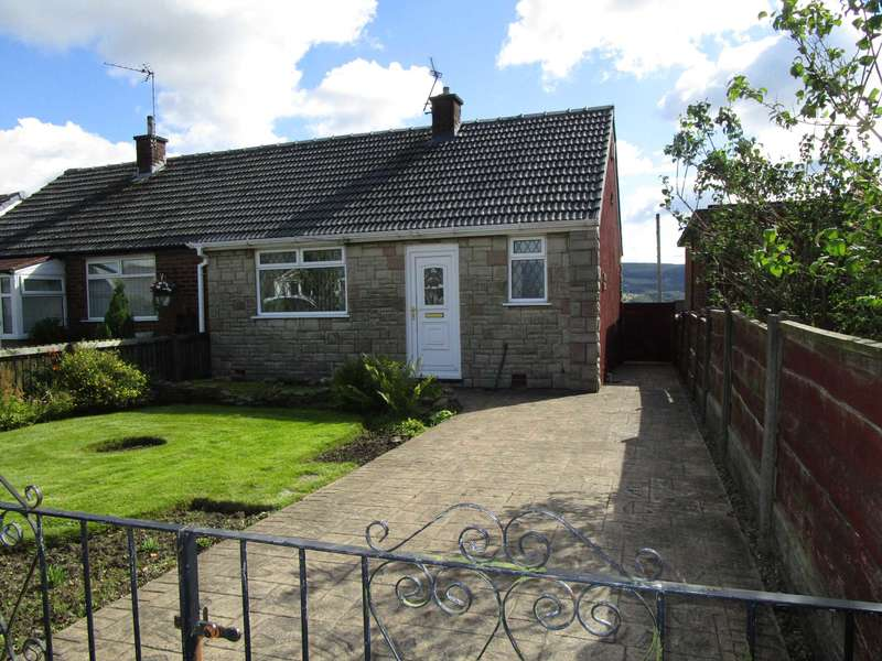 1 Bedroom Bungalow for sale in Rushmount, High Crompton, Shaw