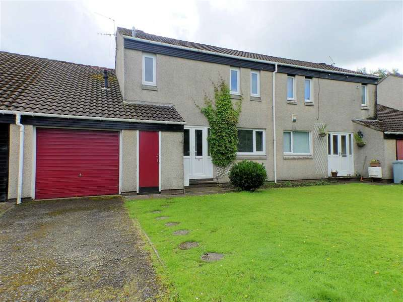 2 Bedrooms Terraced House for sale in Alderstocks, Whitehills, EAST KILBRIDE