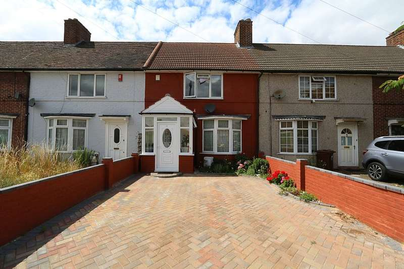 3 Bedrooms Terraced House for sale in Osborne Road, Dagenham, Essex, RM9 5BB