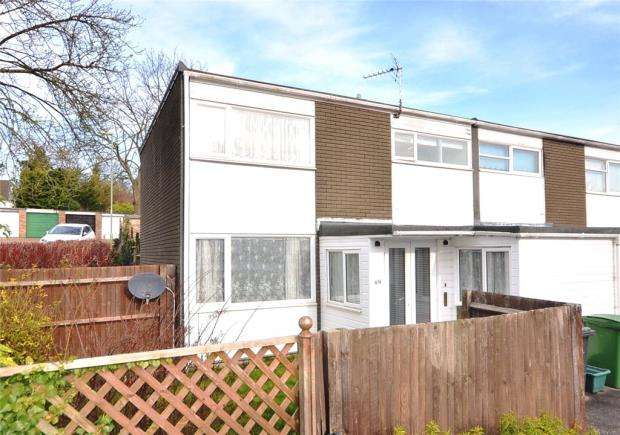 3 Bedrooms End Of Terrace House for sale in Packenham Road, Basingstoke, Hampshire