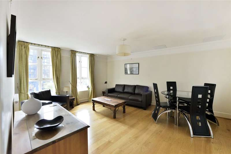 2 Bedrooms Flat for sale in Linnell House, 50 Folgate Street, Spitalfields, E1