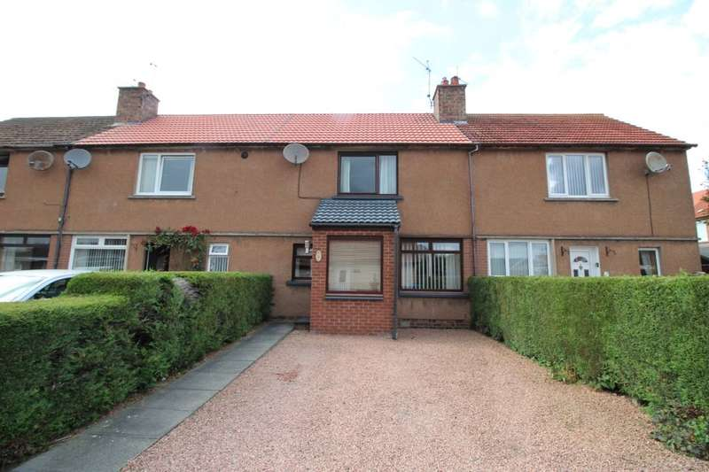 2 Bedrooms Semi Detached House for sale in Queens Gardens, Ladybank, Cupar, KY15