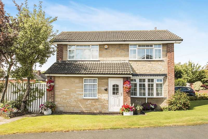 3 Bedrooms Detached House for sale in Stone Brig Green, Rothwell, Leeds, LS26