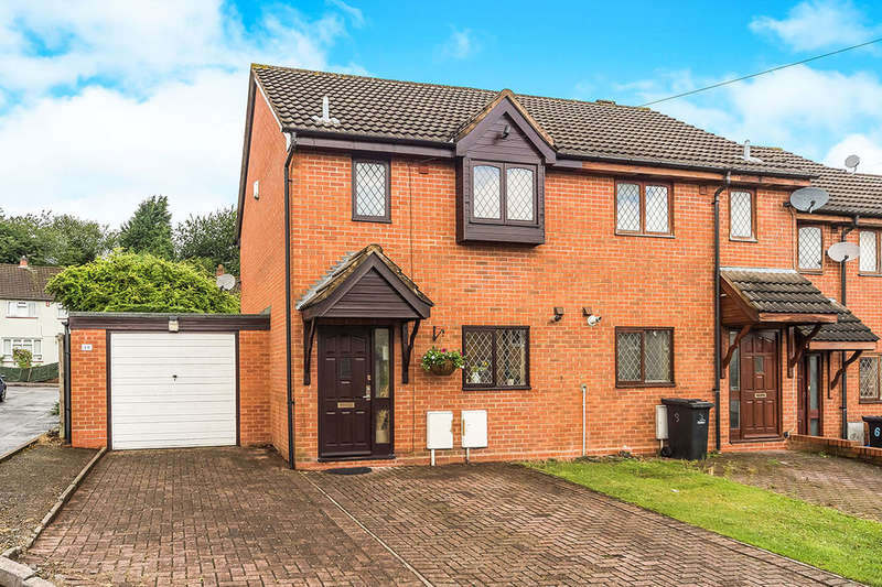 2 Bedrooms Semi Detached House for sale in Brewery Street, Dudley, DY2