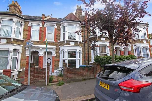 4 Bedrooms Terraced House for sale in Pearl Road, Walthamstow, London