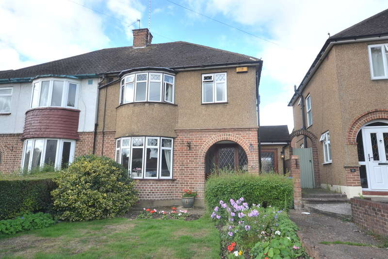 3 Bedrooms Semi Detached House for sale in Garston Lane, Garston Watford