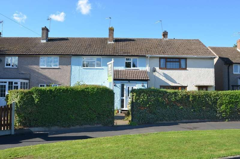 3 Bedrooms Terraced House for sale in Adkinson Avenue, Dunchurch, Rugby