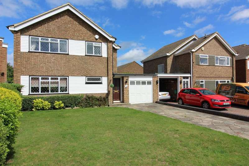 3 Bedrooms Detached House for sale in Long Acre, Chelsfield Lane, Orpington, Kent, BR6 7RD