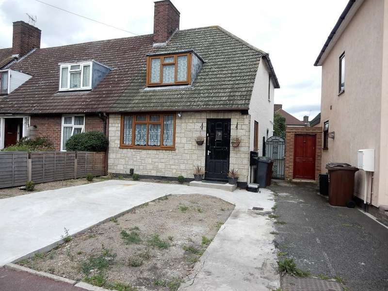 2 Bedrooms End Of Terrace House for sale in Talbot Road, Dagenham, Essex, RM9 6HJ